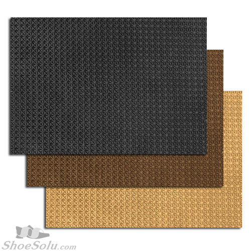 Crepe Rubber Soling Sheet Shoe Repair Sheet